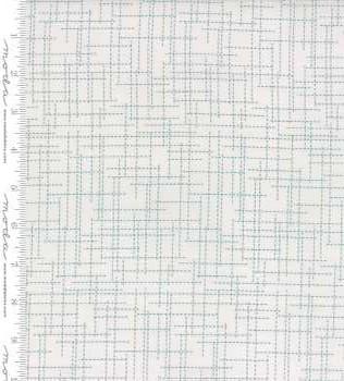 1648 17 Turquoise Grid