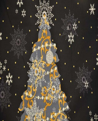 164923266 Christmas Trees Panel
