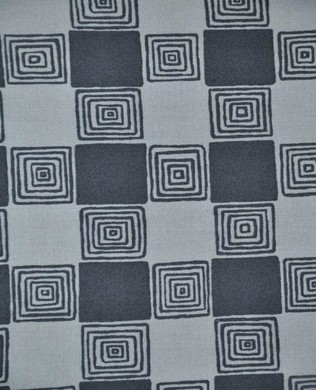16530 184 Squares Charcoal