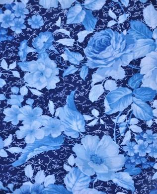 16960 62 Indigo Florals