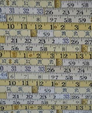 1702 Y Tape Measures