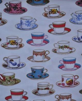 17117 1 White Tea Cups