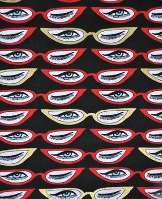 17120 2 Black Glasses