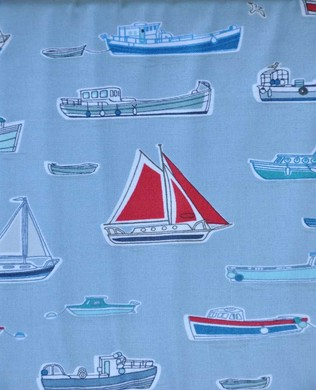 1768 Marina Boats Blue