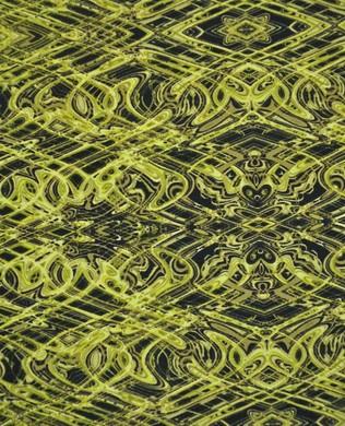 1774 44 Lime Flash Dance