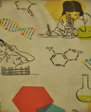 1MMA 2 Science Class Pastel