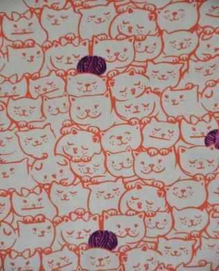 2029 3 Happy Cats Cream