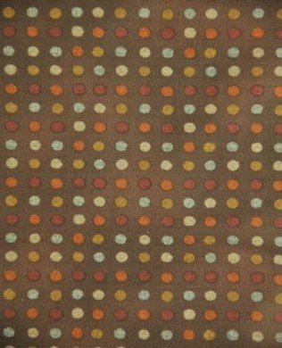 208833 Dots Brown