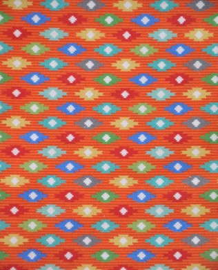 21770 58 Orange Aztec