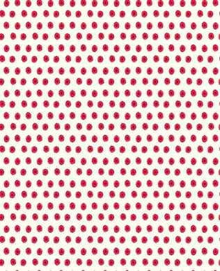22152 24 Small Red on White