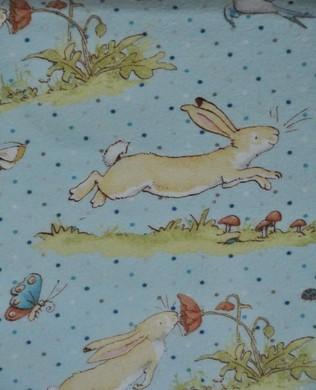 2321 32 Blue Spot Bunny