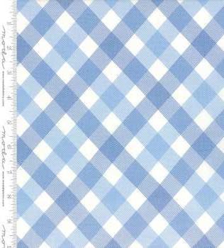 23301 11 Blue Plaid