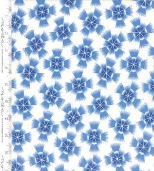 23302 11 Blue Starburst