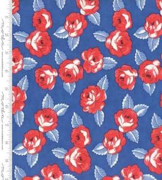 23305 12 Cornflower Roses