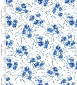 23306 21 Cornflower Leaves