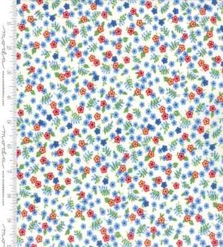 23308 11 Blue floral