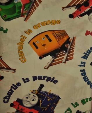 23561 Trains White