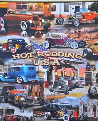 24987 Hot Rod Panel