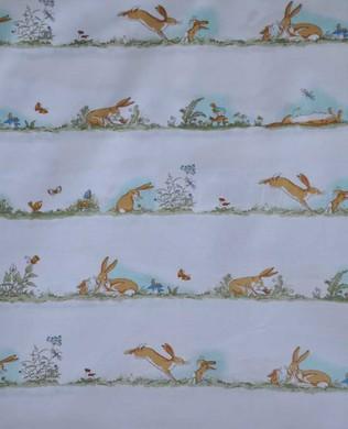 2517 1 Mint Bunny Stripe