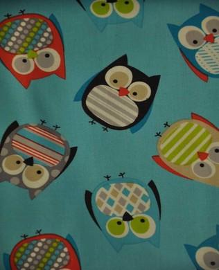 2594 Owls Blue