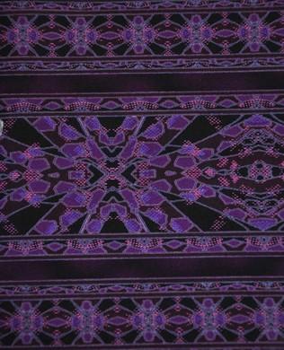 2666 2 Stripes Purple