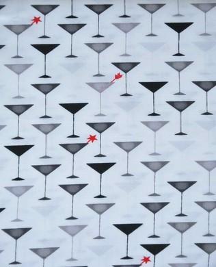 27002 Z Martini Glasses White