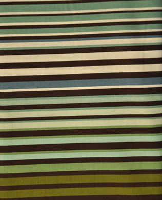 2743-77 Neon Stripe Brown