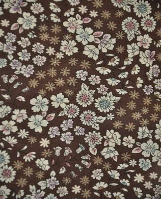 2800 10 Flowers Med Brown