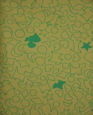 3009 2 Cookie Cuttouts