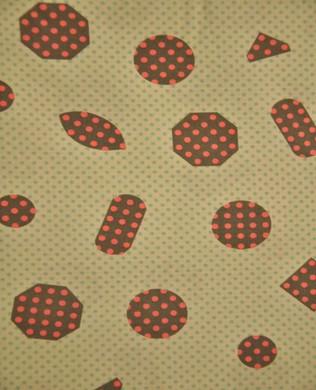 3015 11 Octa Dots Grey