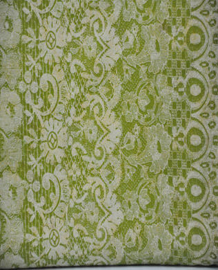30277-15 Green Lace