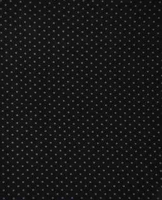 3053 Sml Grey Spots Black
