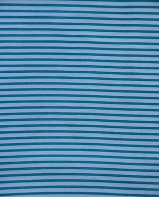 3053 Turquoise Stripe