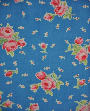 30969 60 Small Rose Blue