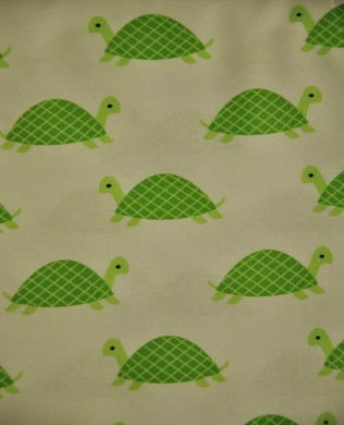 317 Turtles White