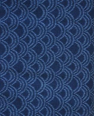 3210 13B Scallops Blue