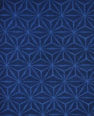 3210 14B Geometric Blue