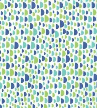 35294 11 Blue Green Half Circles
