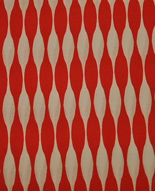 3572 Mod Stripe Red