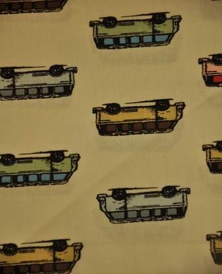 3713 07 Mini Vans Tan