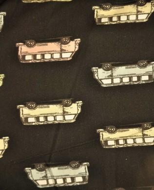 3713 12 Mini Vans Black