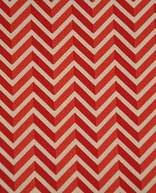 3766 Chevron Red