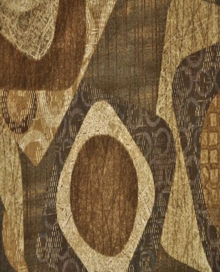 39167 Abstract Brown