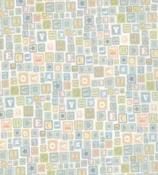 39541 11f Abc Blocks Pastel