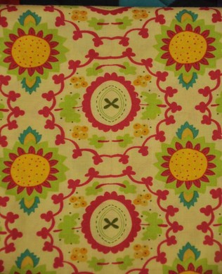 39547 6 Wild Garden Yellow