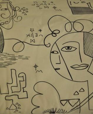40042 Cubist Perception