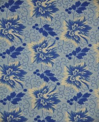 401262 Light Blue Bloom