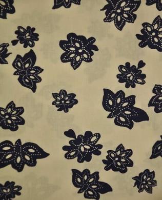 40136 2 Floral Linen