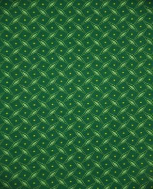 4014 42 Green Diamonds