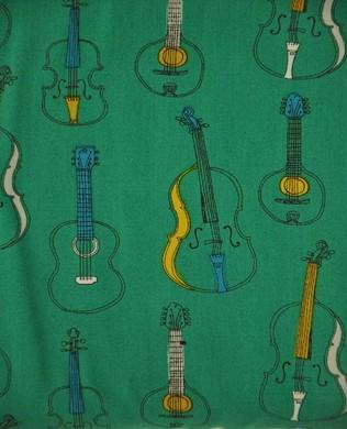 4034 203 Guitars Green
